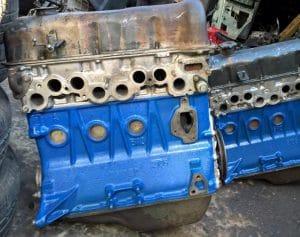 Двигатель 2103, разбор, запчасти