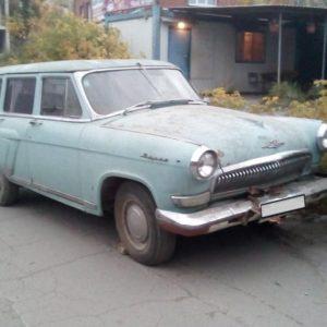 Разборка ГАЗ 21 Волга (ЗМЗ-21А карбюратор) на запчасти