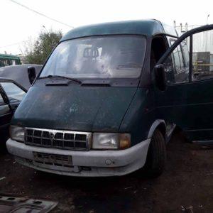 Разборка ГАЗ Соболь 2217 (ЗМЗ-406) на запчасти
