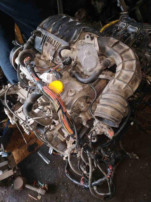 Купить БУ двигатель ВАЗ-11183