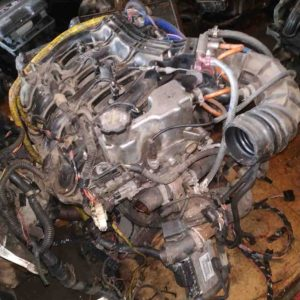 Купить БУ двигатель ВАЗ-21126